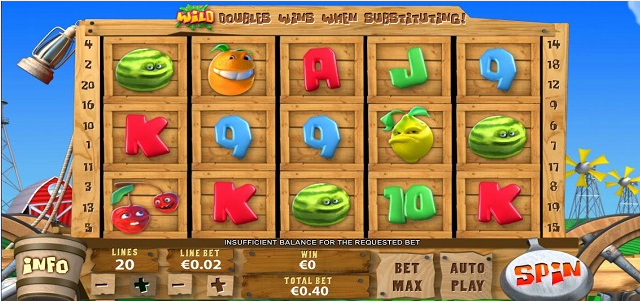 Play Funky Fruits Online Slots at Casino.com