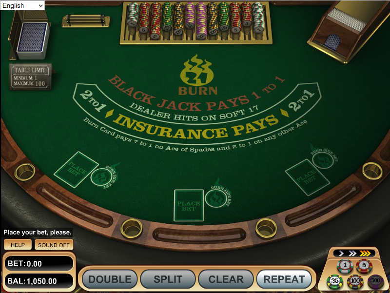 online casino gaming sites burn the sevens online
