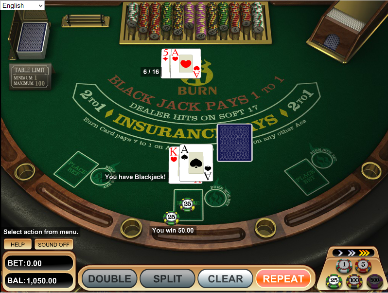 online casino games reviews burn the sevens online