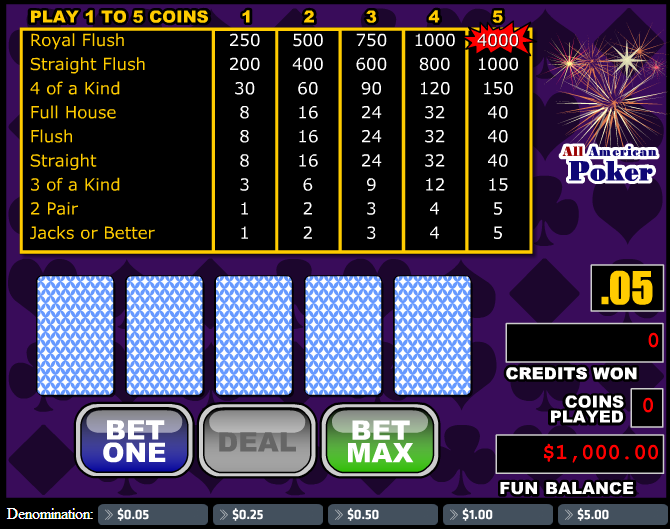 Club World Casino Screenshot 7