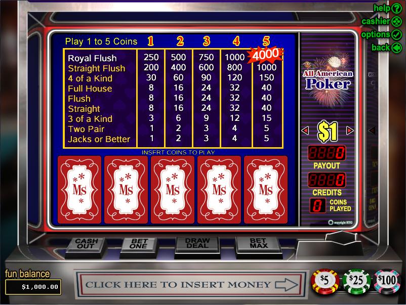 Manhattan Slots Casino Screenshot 4