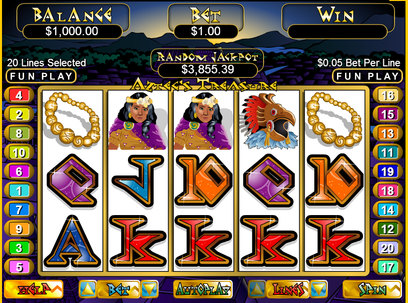 Casino Midas Screenshot 1