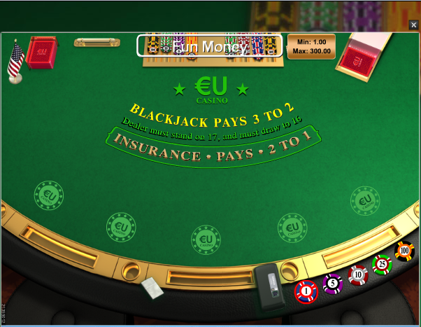 EUcasino Screenshot 5