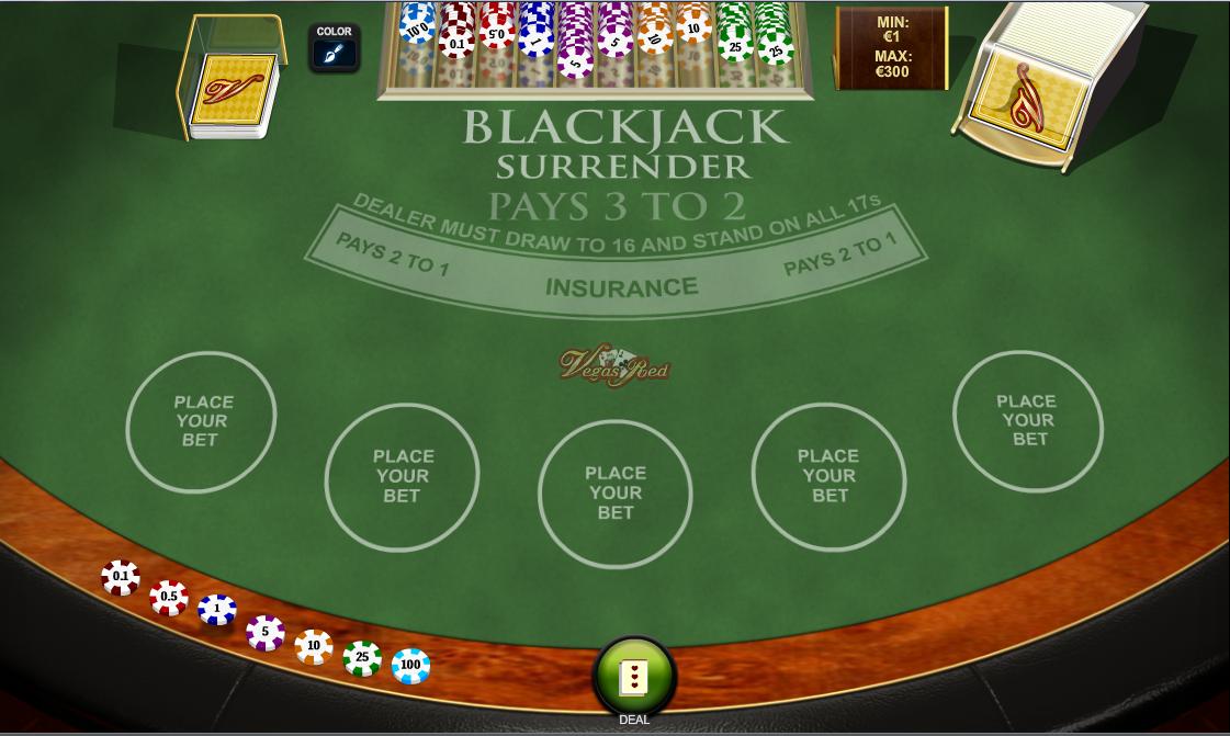 Vegas Red Casino Screenshot 6
