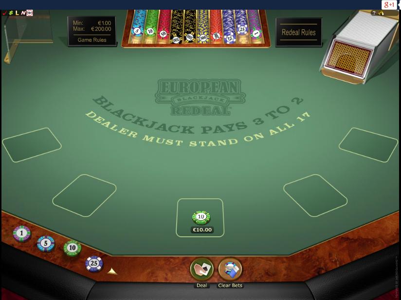 Golden Riviera Casino Screenshot 7