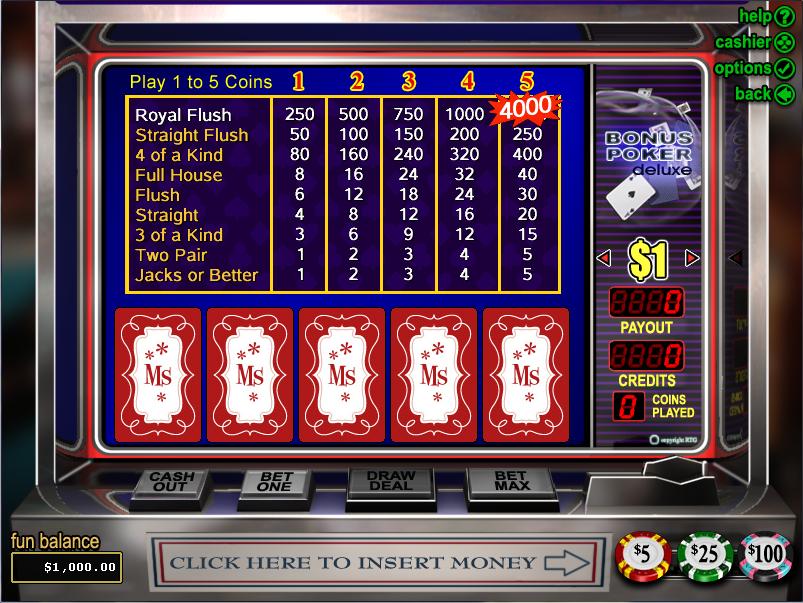Manhattan Slots Casino Screenshot 5