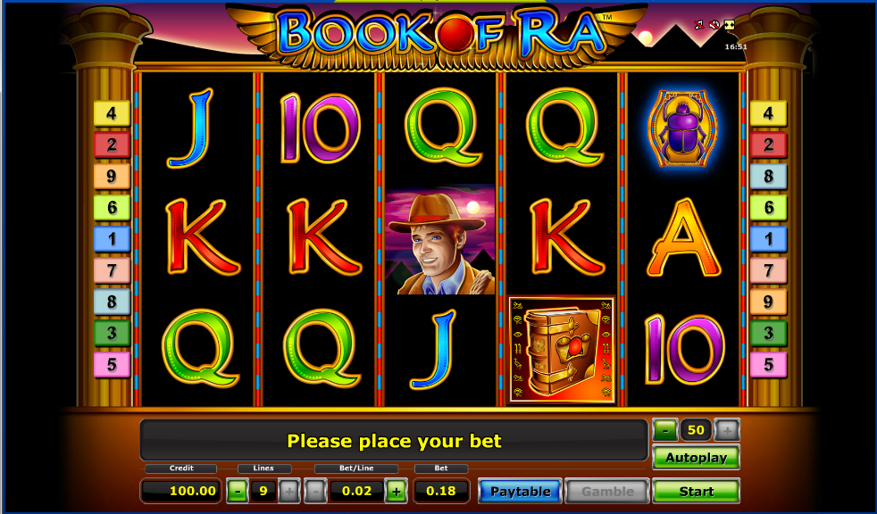 secure online casino book of ra handy