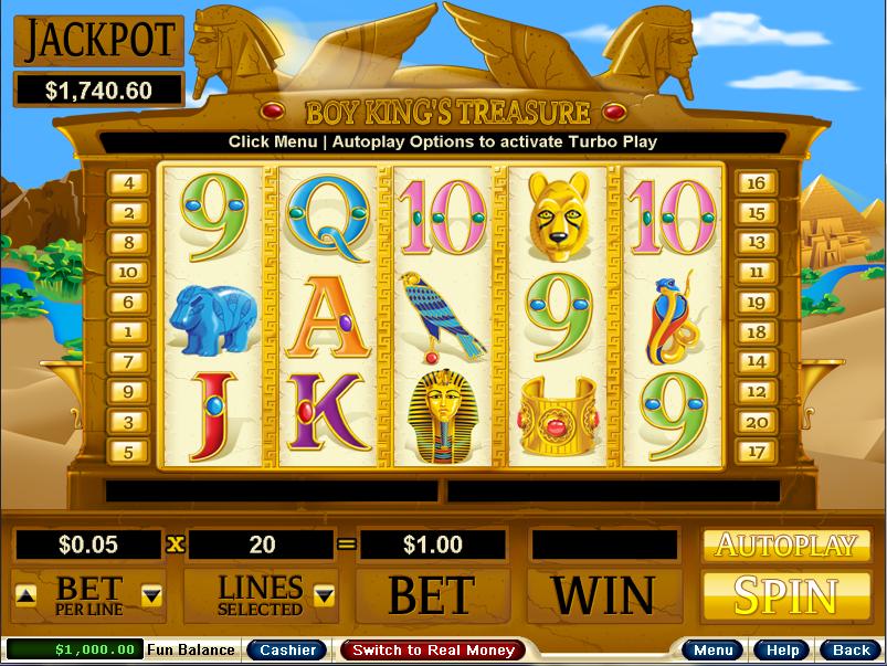 Manhattan Slots Casino Screenshot 2