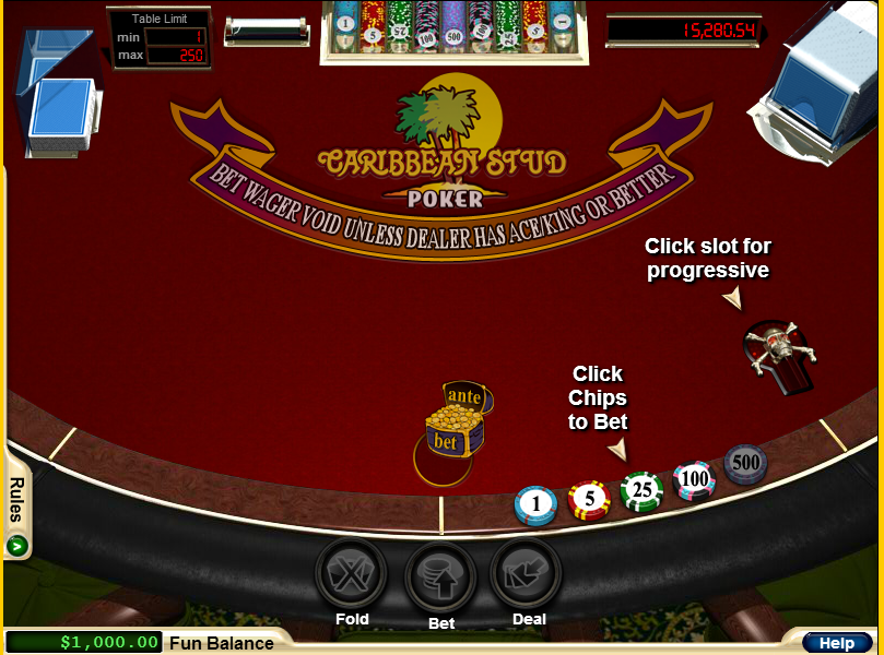 Casino Midas Screenshot 7