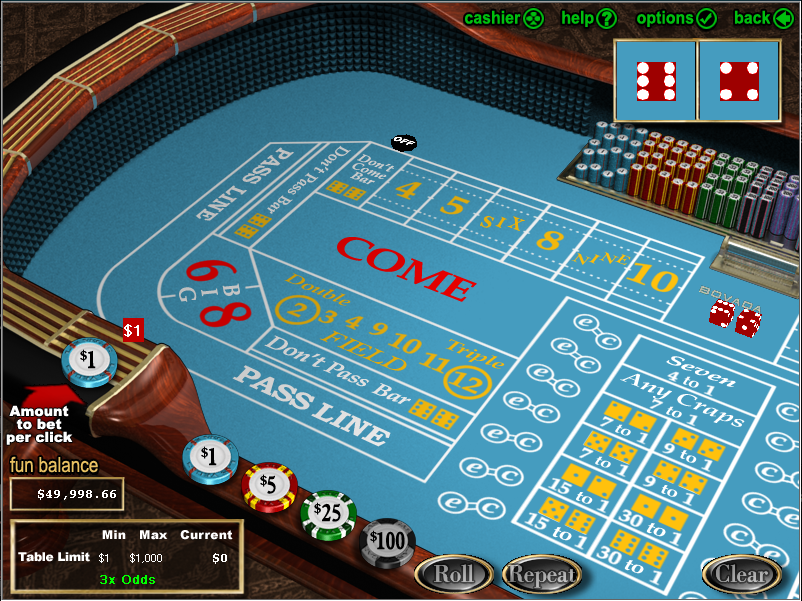 Bovada Casino Screenshot 7