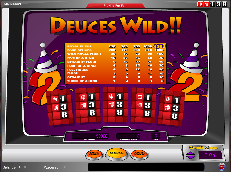 138 Casino Screenshot 6