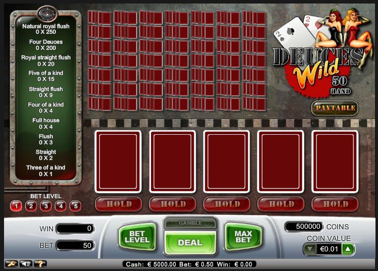 Tropezia Palace Casino Screenshot 7