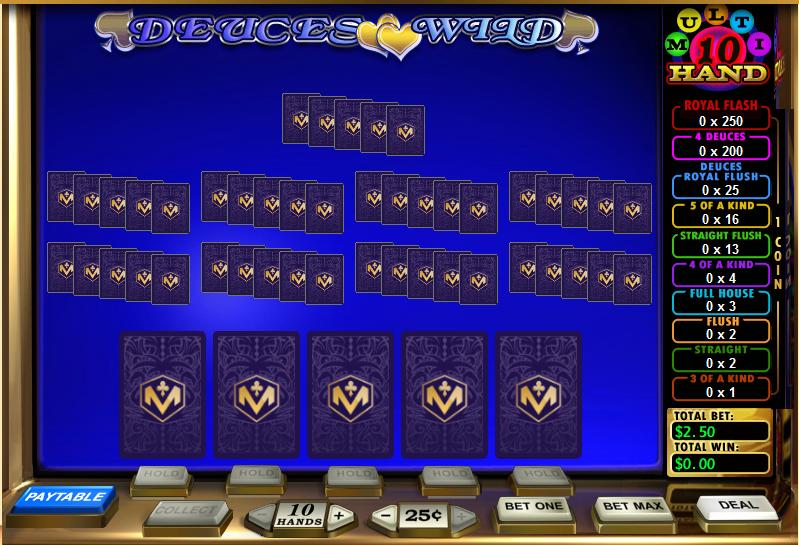 Miami Club Casino Screenshot 6