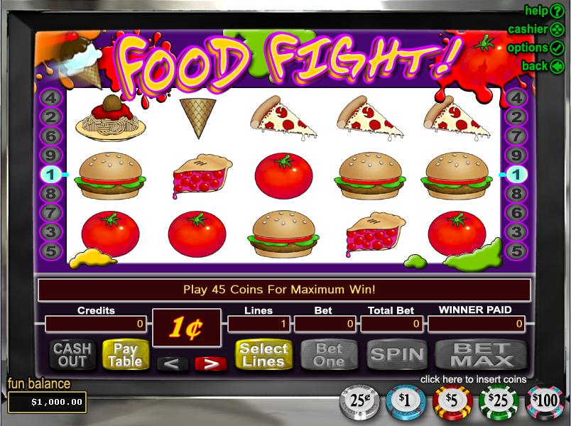 Lucky Red Casino Screenshot 3