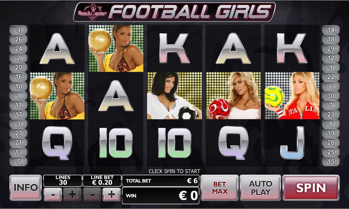 Vegas Red Casino Screenshot 1
