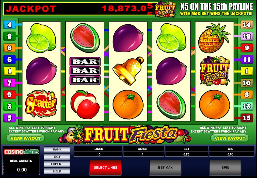 Casino Mate Screenshot 2