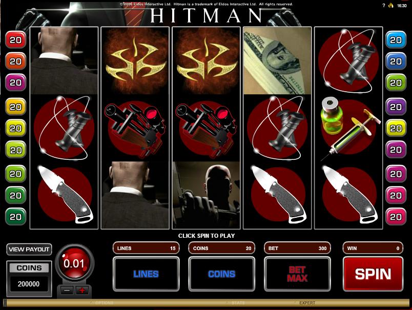 BETAT Casino Screenshot 4