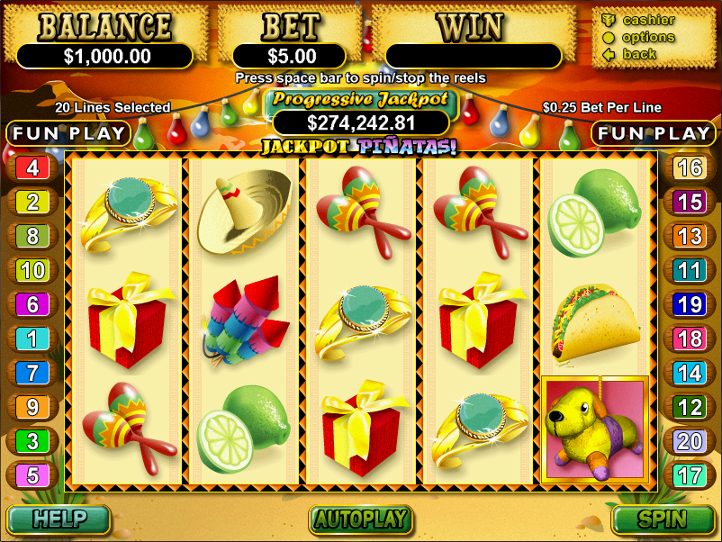 High Noon Casino Screenshot 3