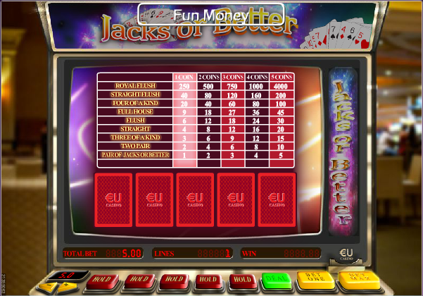 EUcasino Screenshot 7