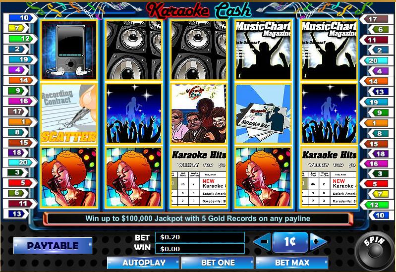 Miami Club Casino Screenshot 2