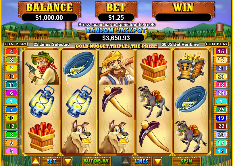 Casino Midas Screenshot 2