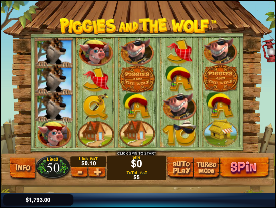 EuroGrand Casino Screenshot 4