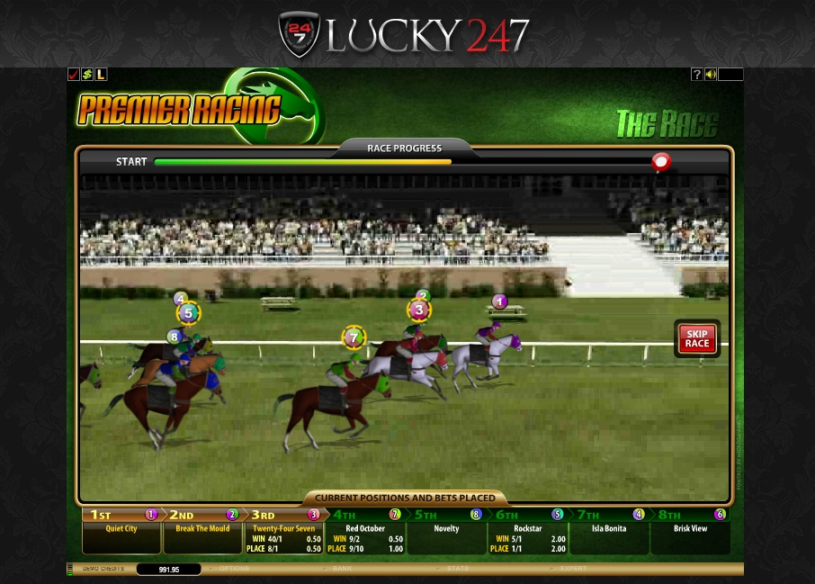 Lucky247 Casino Screenshot 6