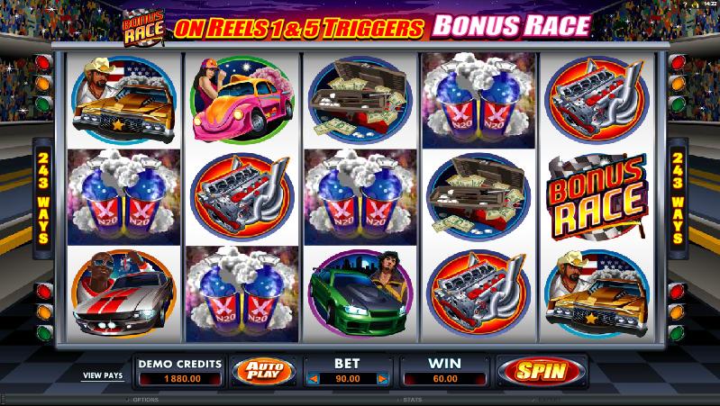 Racing for Pinks | Euro Palace Casino Blog