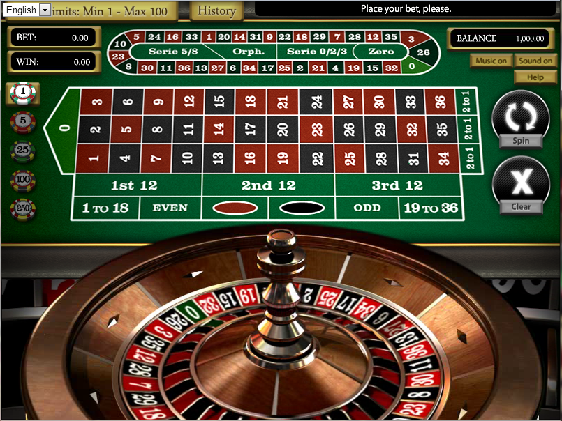 7Red Casino Screenshot 6