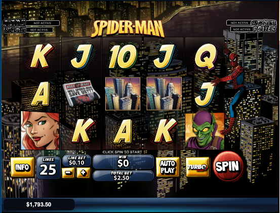 Europa Casino Screenshot 3