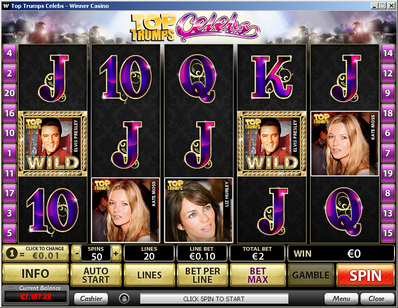 EuroGrand Casino Screenshot 3