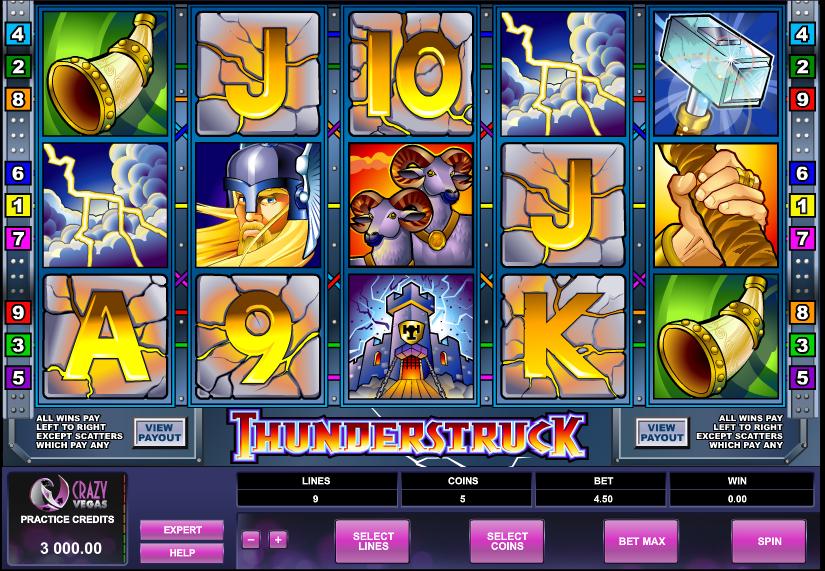 Crazy Vegas Casino Screenshot 3