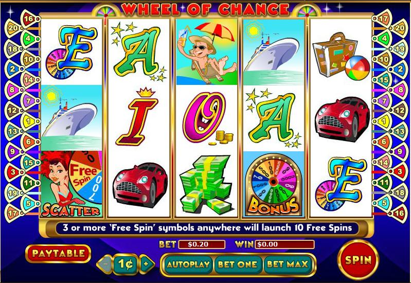 Miami Club Casino Screenshot 1