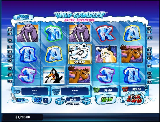 Europa Casino Screenshot 1