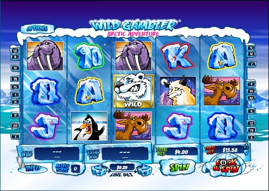 Vegas Red Casino Screenshot 3