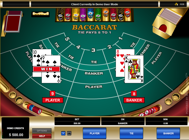 Single Deck Baccarat Review - Rules, Strategies & Free Play