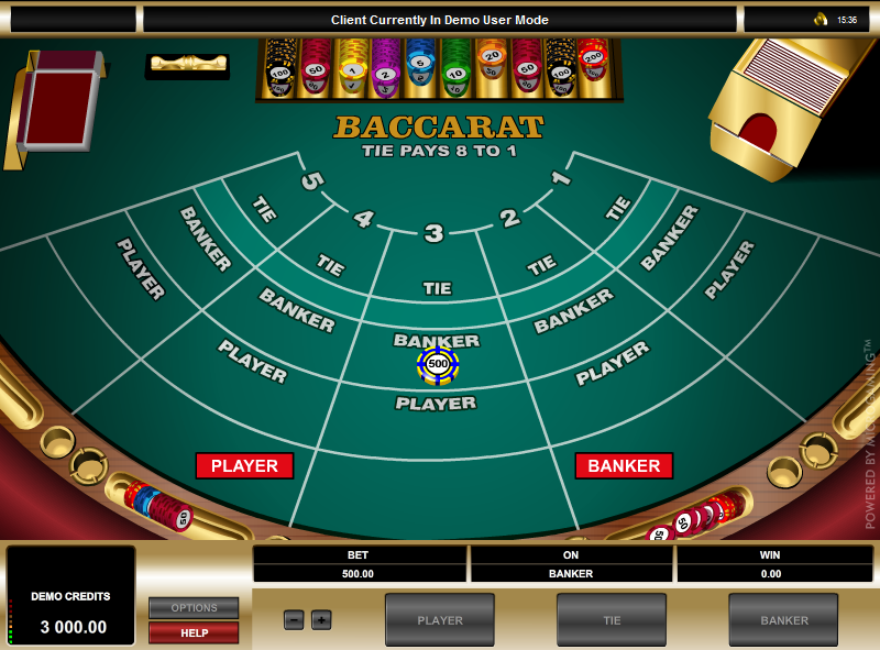 Single Deck Baccarat Review - Rules, Strategies