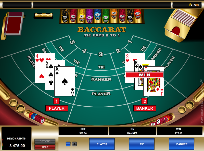 How To Beat Baccarat Game