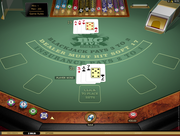 biggest online blackjack casino