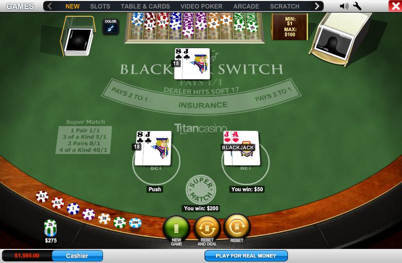 Alberta blackjack rules