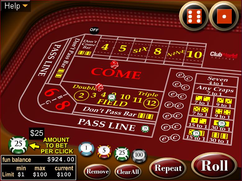 Gambling cash out