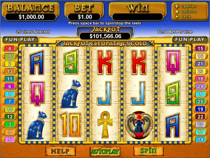 High Noon Casino Screenshot 2