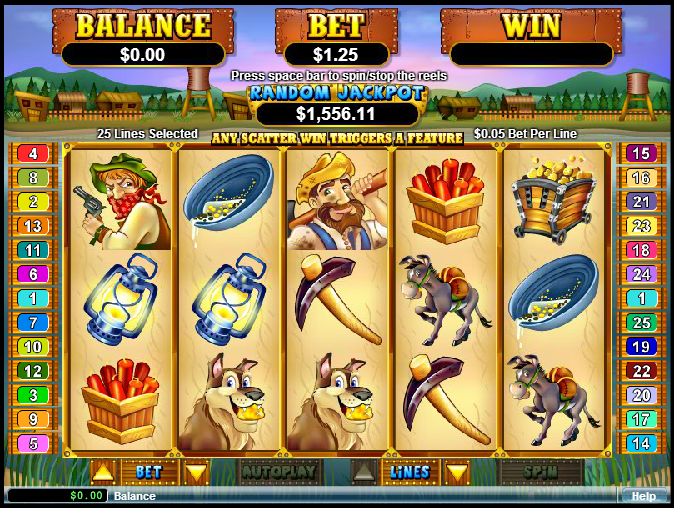 Club World Casino Screenshot 3