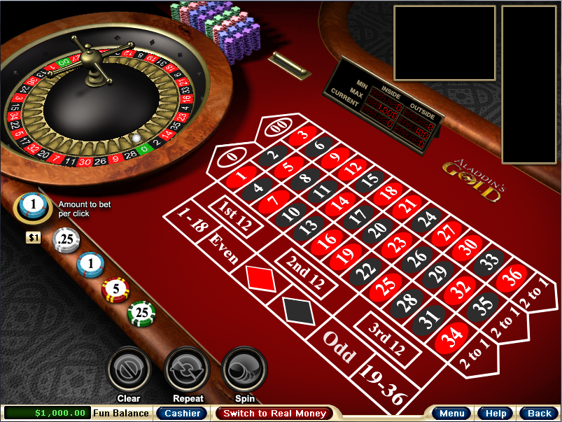 Aladdins Gold Casino Screenshot 7