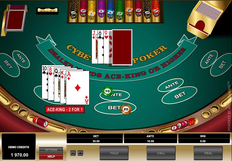australian online casino paypal caribbean stud