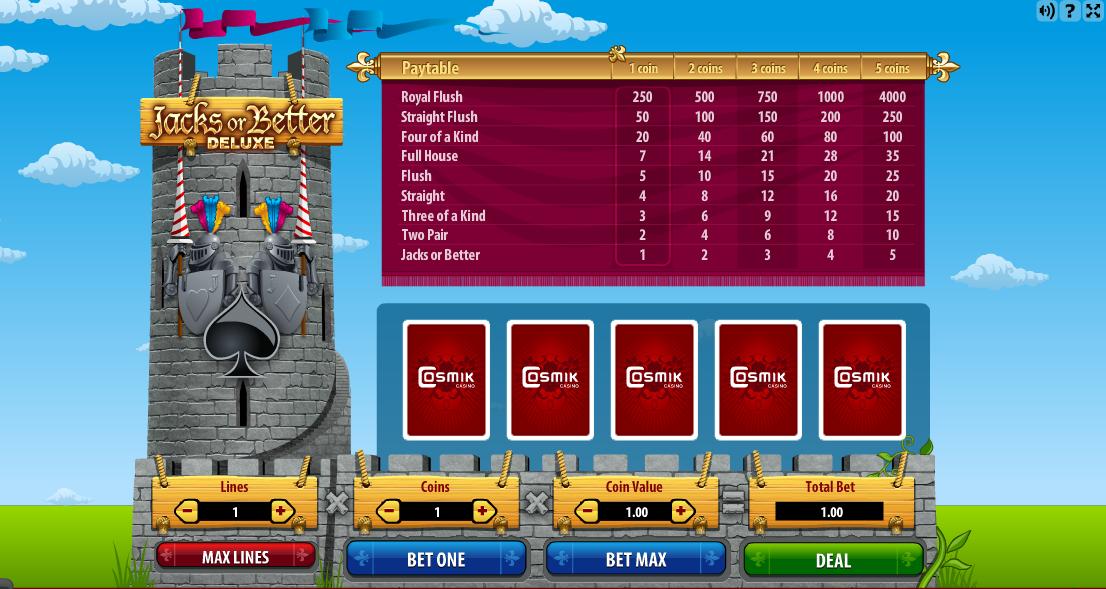 Cosmik Casino Blacklisted Screenshot 5