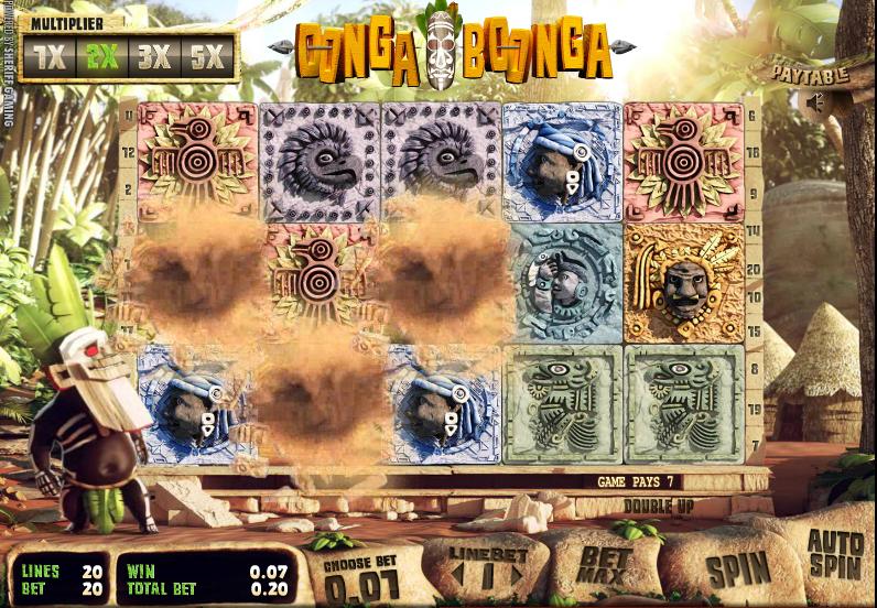 Oonga Boonga Game