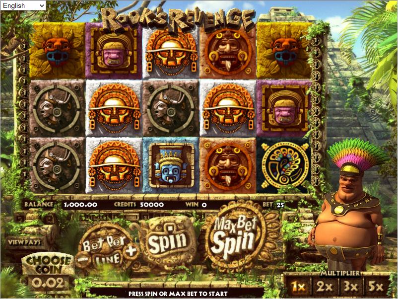 Rooks Revenge Slots - Betsofts New Rooks Revenge Slot Game for Free