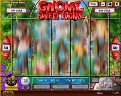 Gnome Sweet Home Slot - Review and Free Online Game