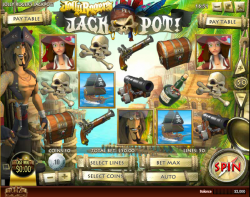 Jolly Rogers Jackpot Screenshot 1